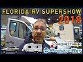 Florida RV Supershow 2018: RoadTrek and Pleasure Way