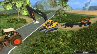 Repeat youtube video depannage fendt tomber a l'eau farming simulator 2011