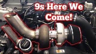 Project Hurricane 3.7 V6 Mustang Turbo Install!!!!!!!