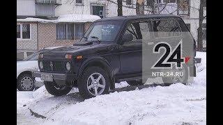 В Нижнекамске будут штрафовать за парковку на газонах