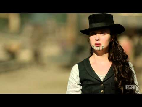Eva and Louise Hell On Wheels Part 7