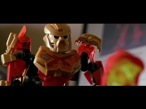 Reviving Bionicle 3 - Ep4: denmark