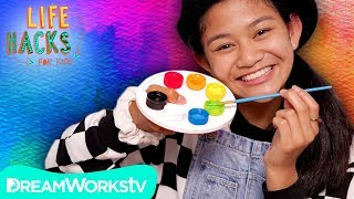 Artsy Fartsy Hacks | LIFE HACKS FOR KIDS