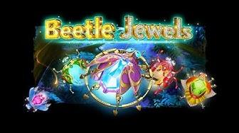 Beetle Jewels - iSoftBet mit 10 Freispiele & MegaWin