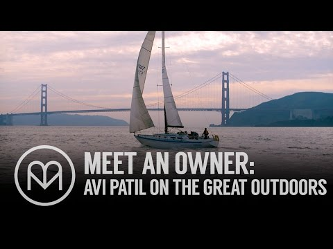 Meet an Owner: Dr. Avi Patil's on the great outdoors