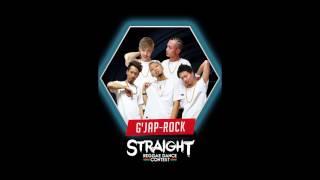 【STRAIGHT -reggae dance contest-】G`JAP-ROCK