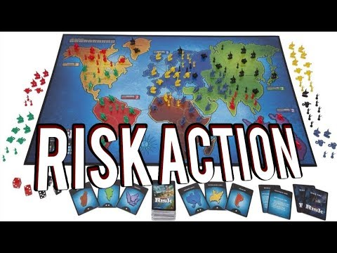 World War Three! Risk Action - Starcraft 2 Mod