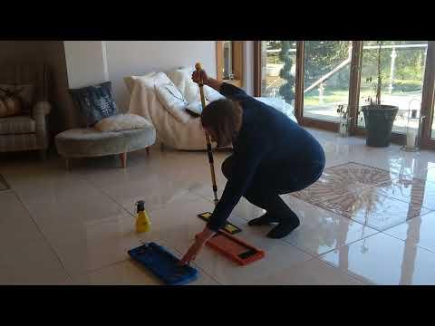 ENJO Floor Zone - High Gloss Tiles