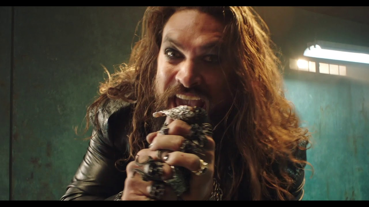 OZZY OSBOURNE - Jason Momoa Behind The Scenes