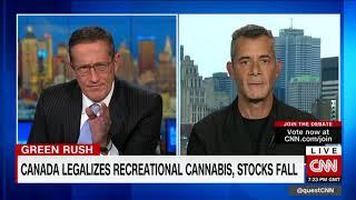 Paul Rosen on CNN International - Quest Means Business