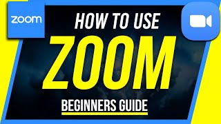 How To Use Zoom   Free Video Conferencing & Virtual Meetings