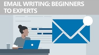 Email Writing - Beginners to Experts [Email Etiquette]