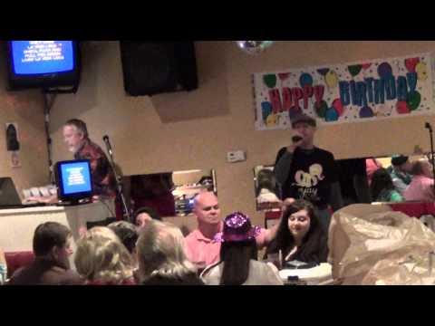 Gambino Brothers Karaoke - For Rick, Not Ricky