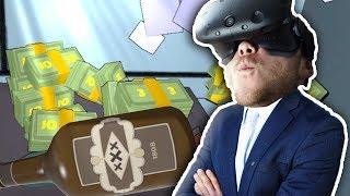 ЗАПУСКАЕМ НОВЫЙ БИЗНЕС В ВР! - симулятор тюрьмы в вр - Prison Boss VR