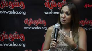 مريم أمين: هذه تفاصيل رحلتي مع ' ماسبيرو' وتليفزيون دبي