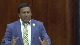 Appropriations Bill Debate 2019