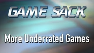 Game Sack - More Underrated Games