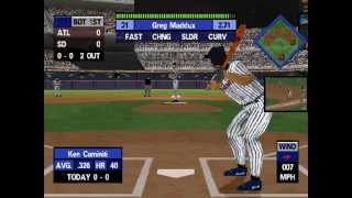 Triple Play 98 ... (PS1) 60fps