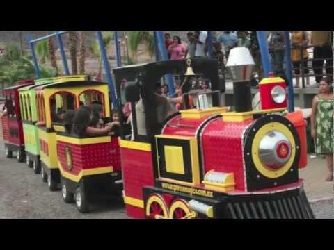 Fabricación Trenes Eléctricos Infantiles Expresso Mágico: Tren Eléctrico Infantil  Venta