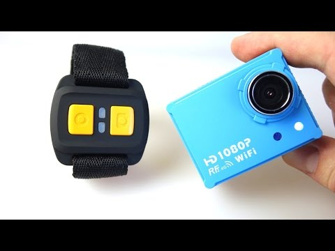 The AT200 Budget WiFi Action Camera Review