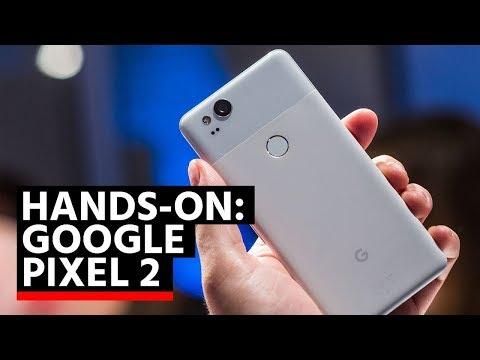 Prise en main du Pixel 2 : le smartphone que Google ne veut pas vendre en France