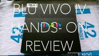 Blu VIVO IV Review