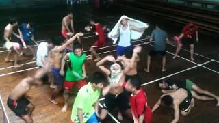 harlem shake suryanaga badminton