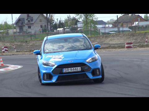 Sz. Sulich / D. Supleński - Ford Focus RS - Asfaltowy PTS 1 Runda Autodrom Słomczyn 06-05-2017