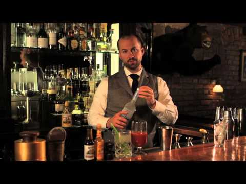 How to Make a Bloody Mary - Speakeasy Cocktails
