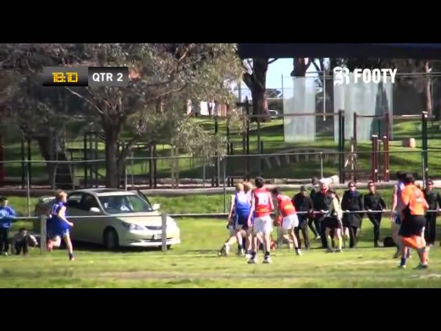 2012 SMJFL Grand Final Under 14 Div 3 - Prahran v St Kilda City