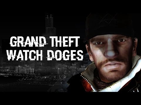 Watch Dogs' launch trailer recreated shot-for-shot in Grand Theft Auto 4