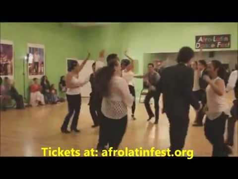 Afro Latin Promo Video 2015