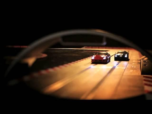 AndicamGmbH Carrera Ferrari Messe-Spot 2011