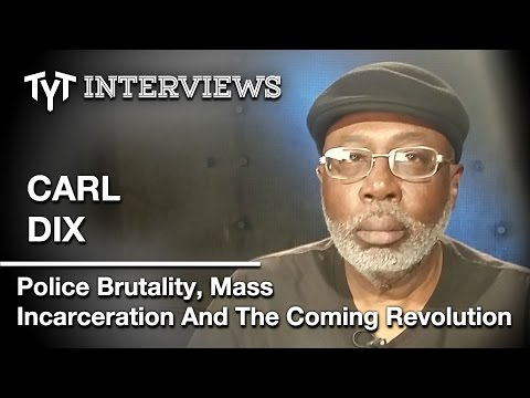 Police Violence & Mass Incarceration - Which Side Are You On? (Carl Dix Interview w/ Cenk Uygur)