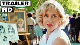 Big Eyes Trailer 2014 Español