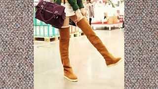 Красивая женская обувь(Красивая женская обувь - это ваша красота. Компания LightInTheBox превращает ваши желания в реальность. https://ad.admitad...., 2014-12-06T13:28:41.000Z)
