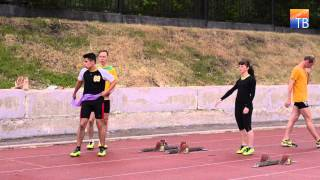 Лёгкая атлетика СамГТУ