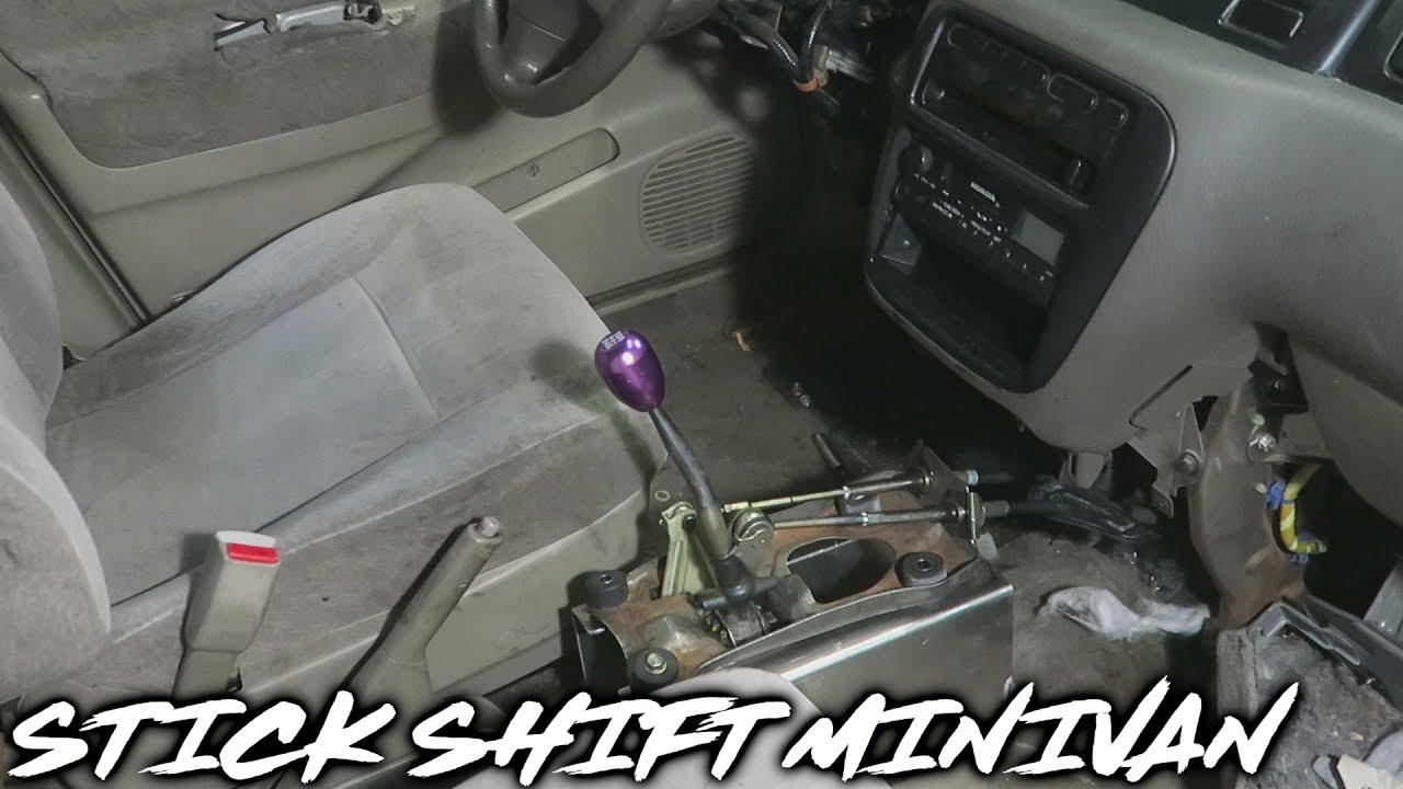 Turbo Minivan Build Mounting The Shifter