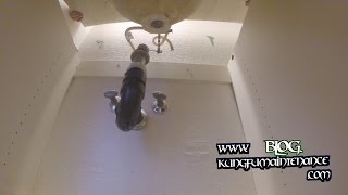 Demolition Nine Taking Out Bathroom Cultured Marble Vanity Sink Countertops Renovation Video