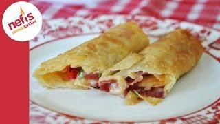 Paçanga Böreği Tarifi - Nefis Yemek Tarifleri
