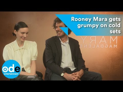 Mary Magdalene: Rooney Mara gets grumpy on cold sets