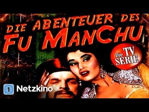 Die Abenteuer des Fu Manchu (Abenteuer in voller Länge, komplette Filme auf Deutsch)