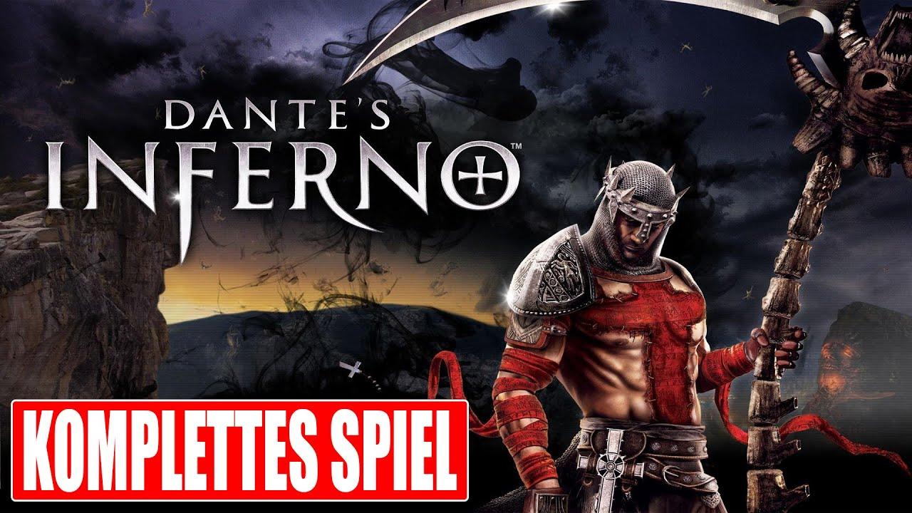 Download DANTES INFERNO Gameplay German Part 1 FULL GAME German Walkthrough DANTES INFERNO