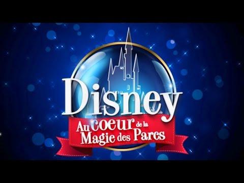DISNEY : AU COEUR DE LA MAGIE DES PARCS - NRJ12 - 17/07/2015