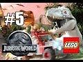 ФИНАЛЬНАЯ БИТВА! #5 LEGO: Мир Юрского периода (60 FPS) LEGO Jurassic World