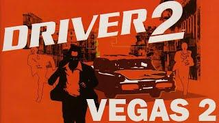 "Driver 2 - Las Vegas Mission 2 ""Beat the train"""