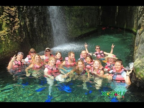Family Cancun Mexico Trip at The Grand Velas Riviera Maya Resort 2014!