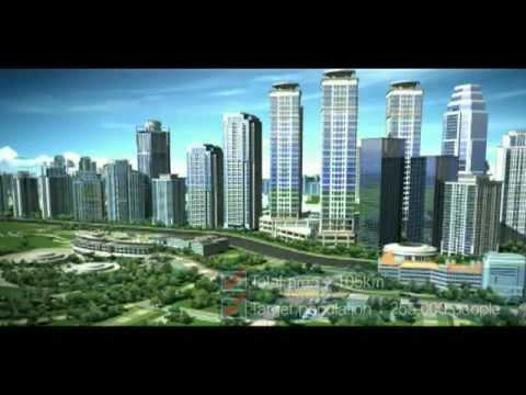 [ Korean Free Economic Zone ] BJFEZ (Busan-Jinhae Free Economic Zone)