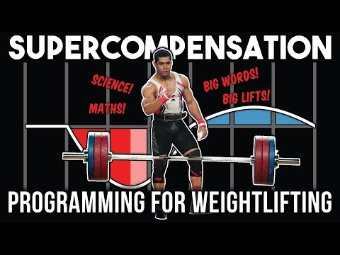 Supercompensation | Basic Programming for Weightlifting