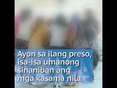 7 detainees sa South Cotabato, sinaniban umano
